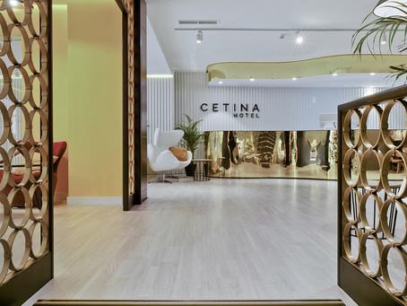 HOTEL CETINA: MURCIA' STAMP
