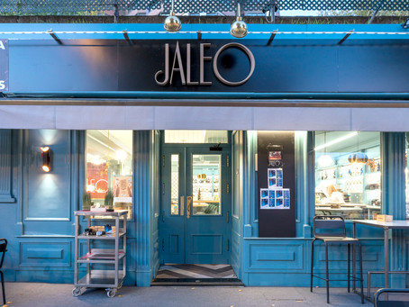 THE LATEST FROM GUILLE GARCIA: JALEO