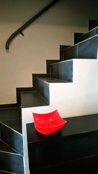 escalier 2 étage