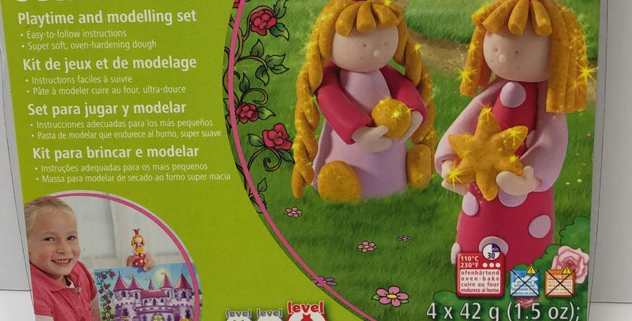 Fimo: Kids Princess set