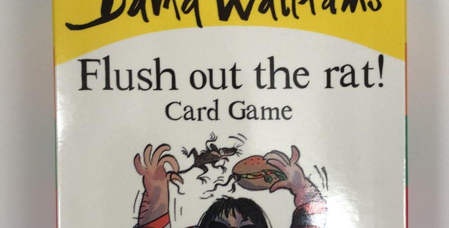 Flush Out The rat! Card Game