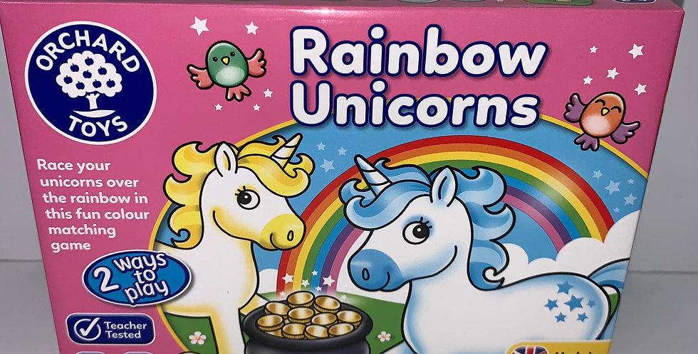 Orchard Toys: Rainbow Unicorns