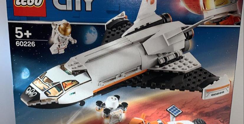 Lego City: Mars Landing