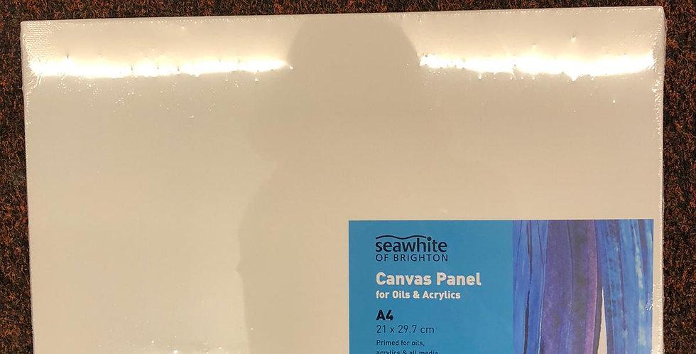 A4 Canvas Board