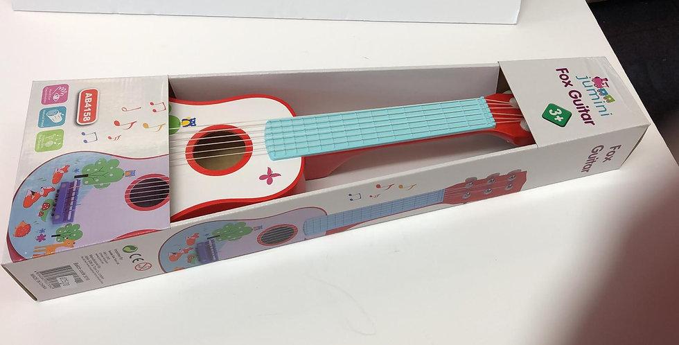 Jumini: Wooden Guitar 3+
