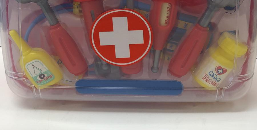 Doctor's Carry Case 3+