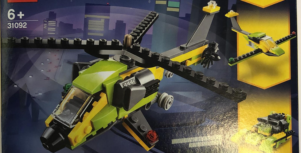 Lego Creator: 3 In 1 Helicopter