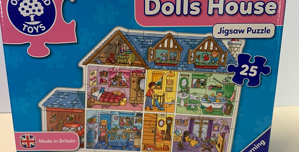 Orchard Toys: Dolls House