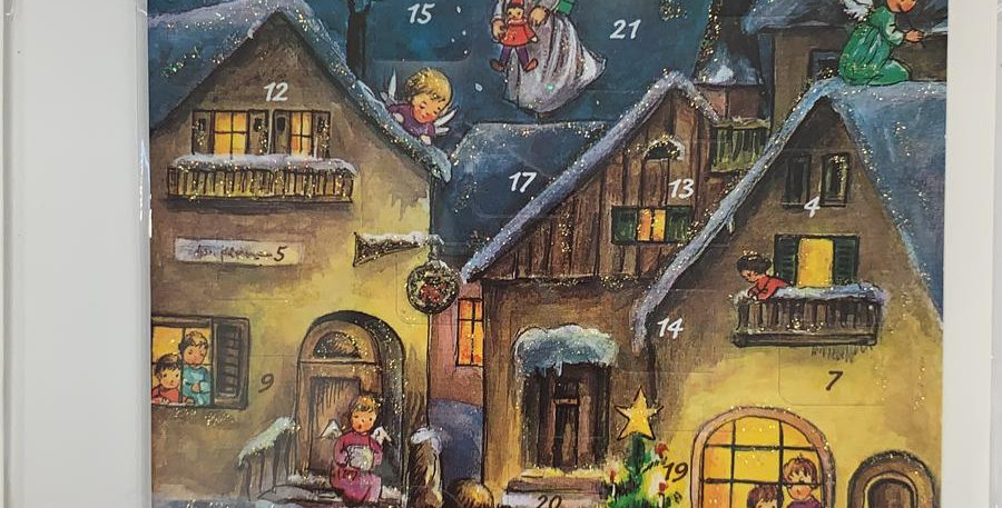 Advent Calendar: Christmas Carroll 2