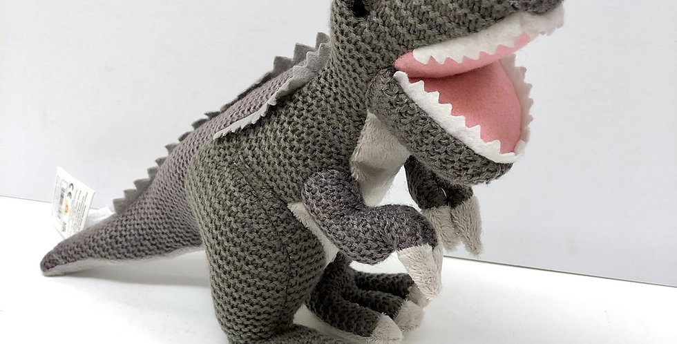 Wilberry Knitted T Rex (suitable from birth)