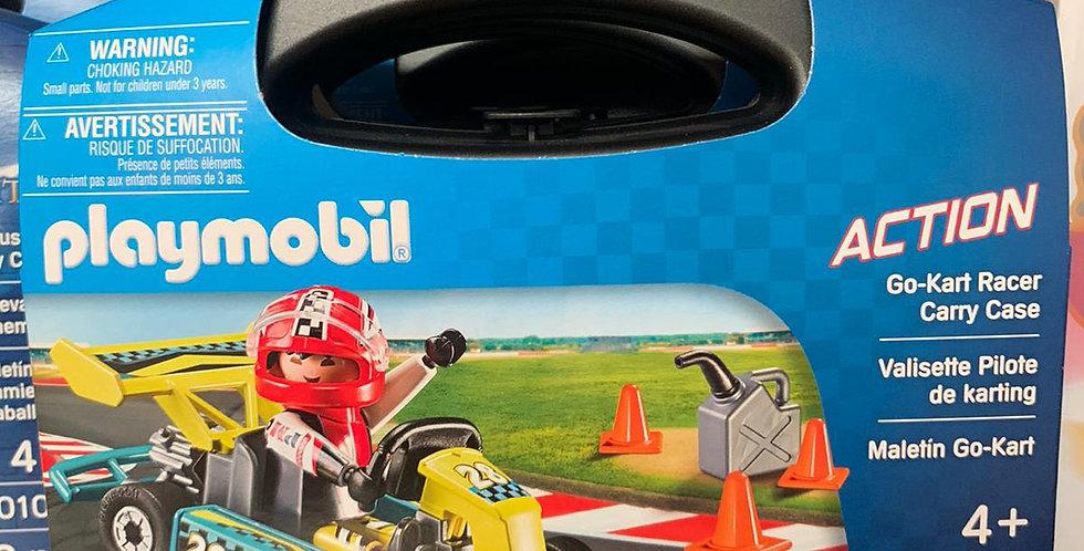 Playmobil: Go-Kart Racer carry case
