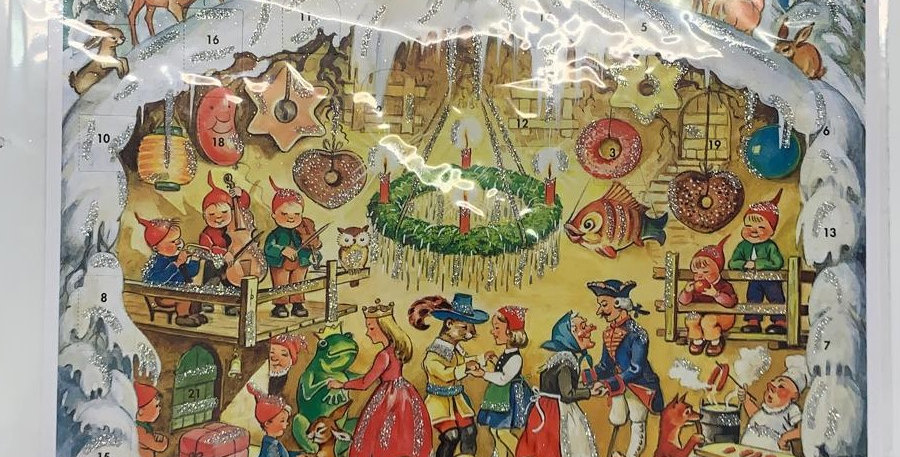 Advent Calendar: Christmas Tree Party