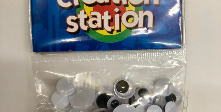 Creation Station: Googly Eyes