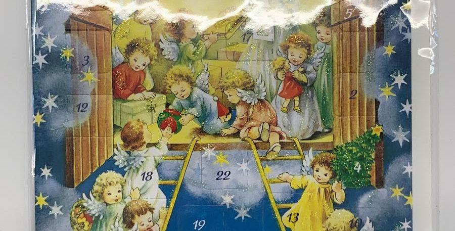 Advent Calendar: Angels Workshop