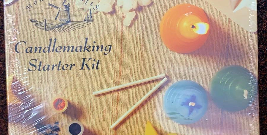House of Crafts: Candlemaking starter kit