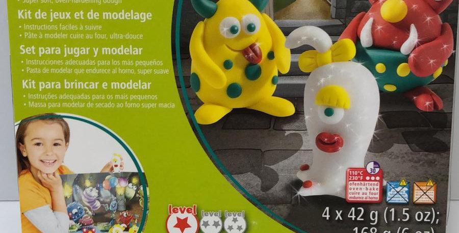 Fimo Kids Monsters set