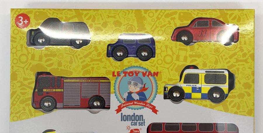 La Toy Van London Vehicles