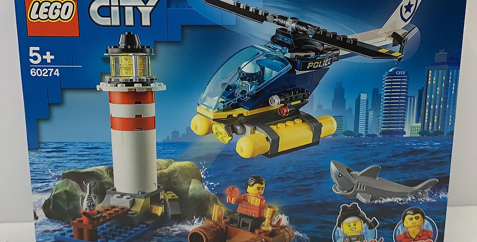 Lego city: Lighthouse