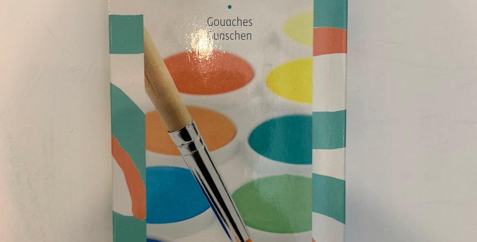 Djeco: 12 Gouaches