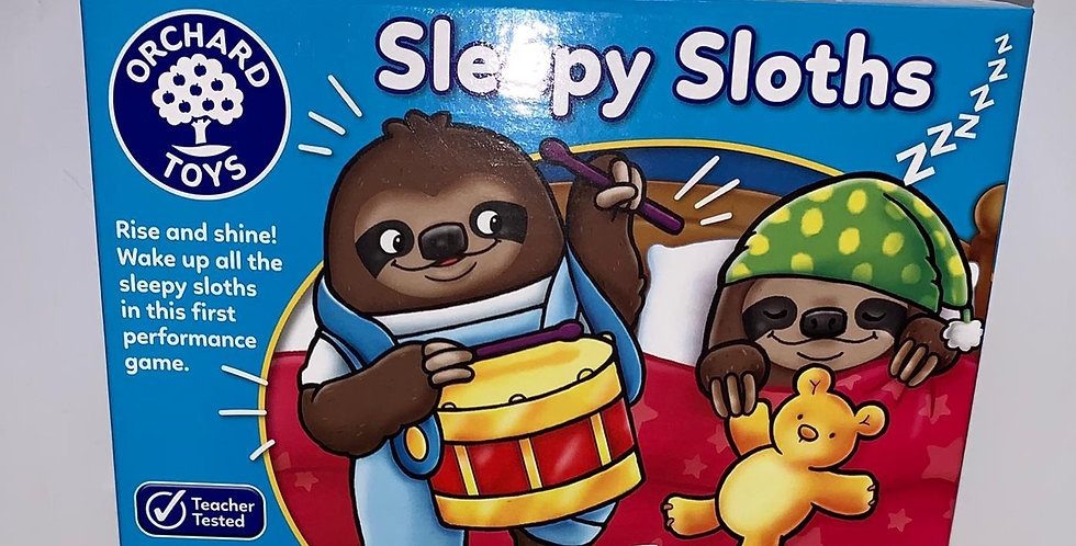 Orchard Toys: Sleepy Sloths