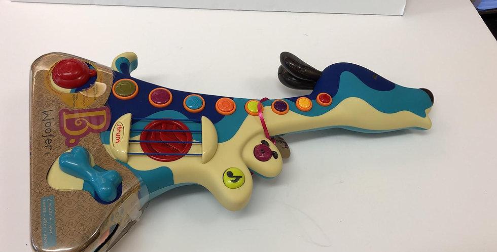 B Woofer: Multifunctional Guitar 2+