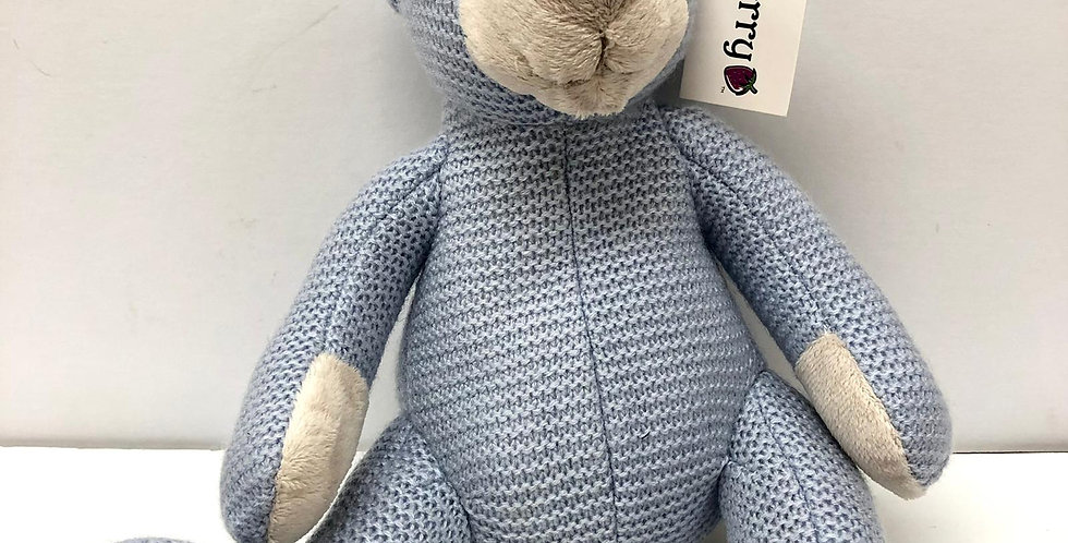 Wilberry Knitted Bear (suitable from birth)