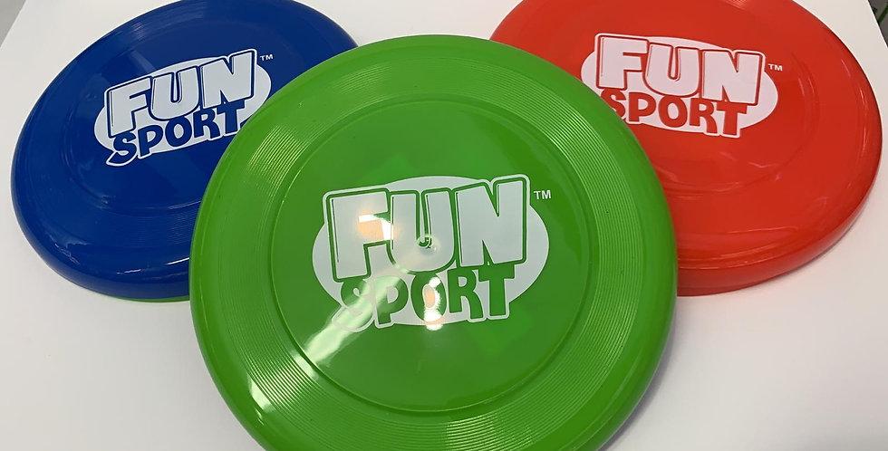 Fun Sport: Frisbies