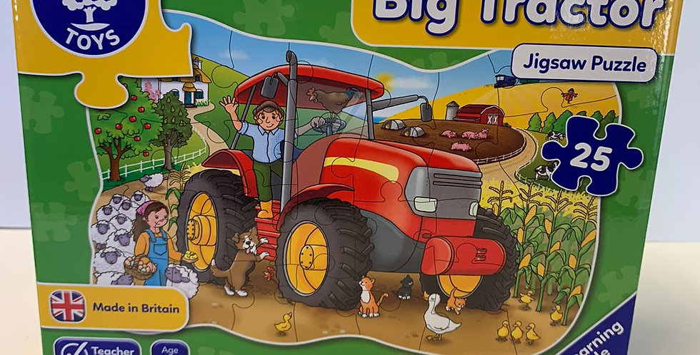 Orchard Toys: Big Tractor