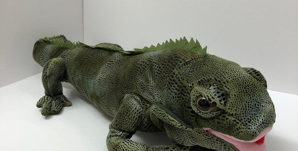 Puppet Company giant Iguana