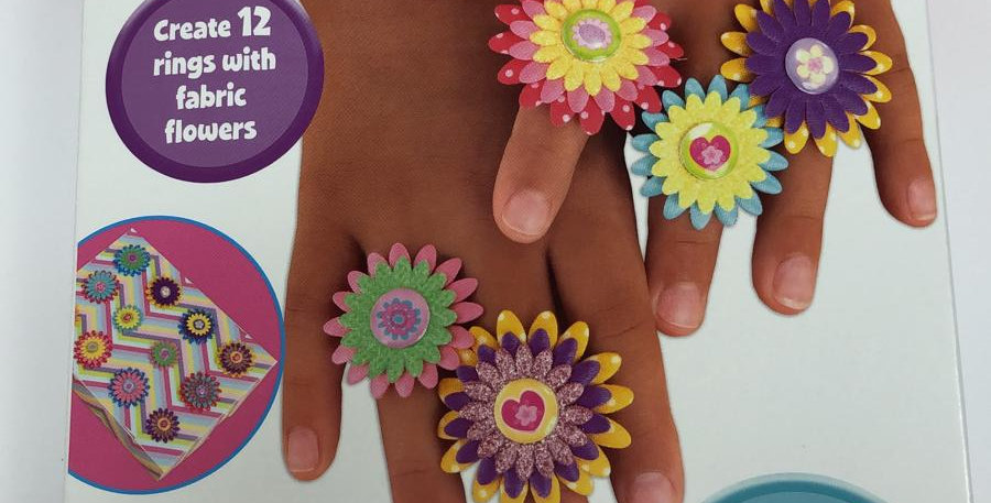 Galt: Flower Rings