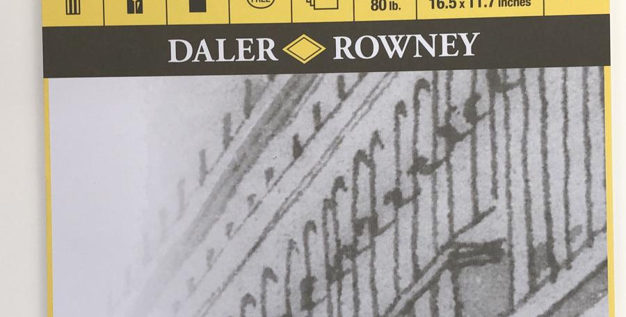 Daler Rowney: Cartridge  pad from