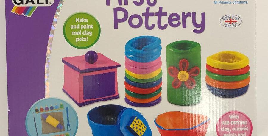 Galt: First Pottery