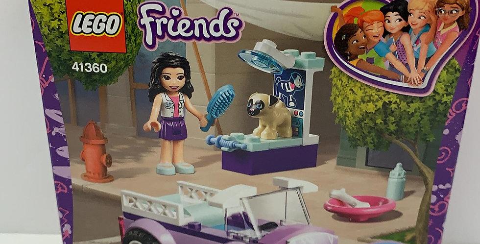 Lego Friends: Dog Wash