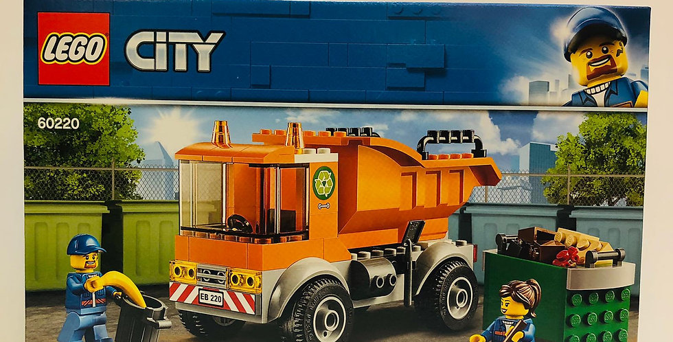 City: Recycling Truck