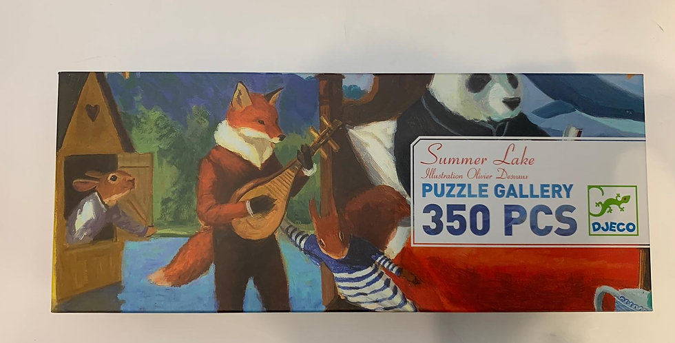 Puzzle Gallery: Summer Lake 350 Piece