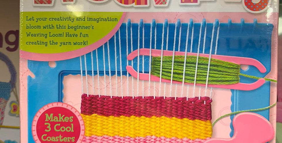 Easy-to-do Weaving