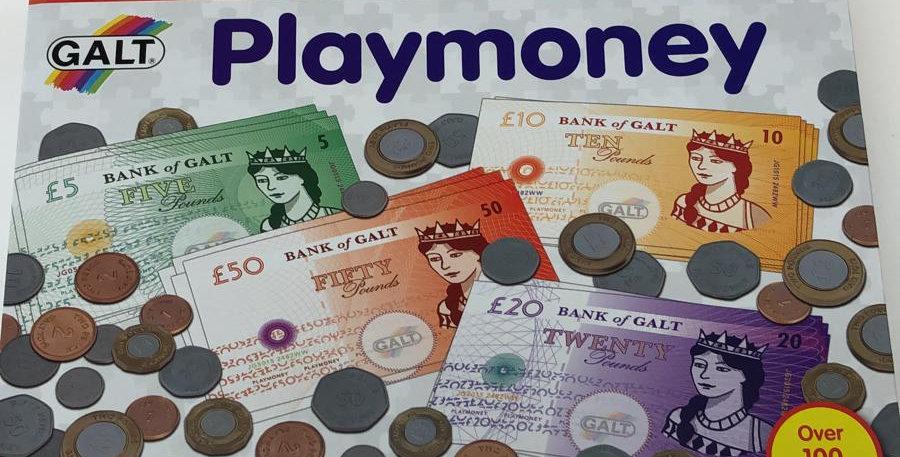 Galt: Playmoney 4+