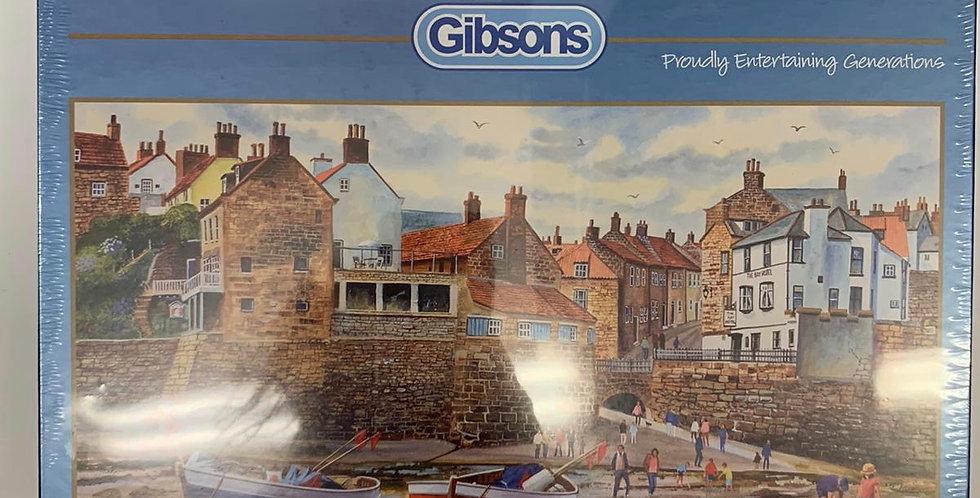 Gibsons: Robin Hood's Bay 1000 piece