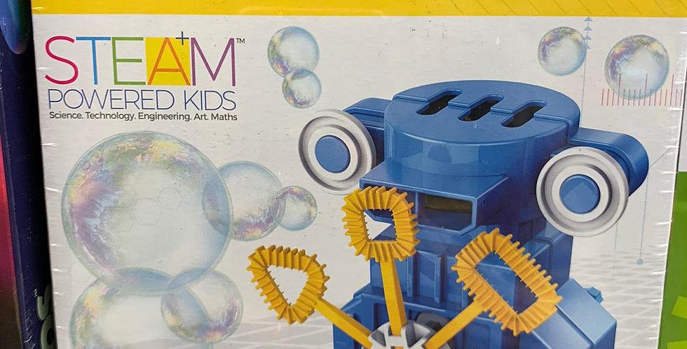 KidzRobotix: Bubble Robot