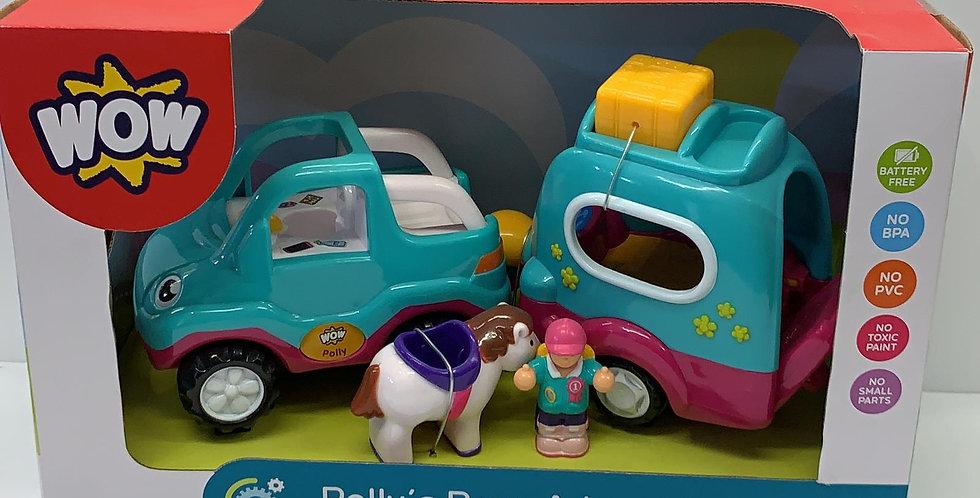 WOW: Polly's Pony Adventure