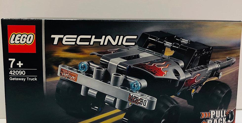 Technic: Getaway Truck