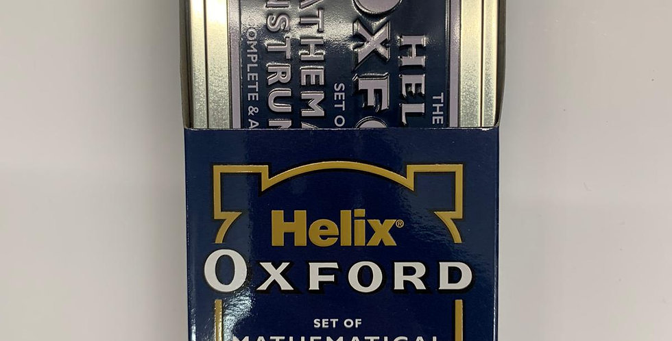 Helix Oxford: Set of Mathematical Instruments