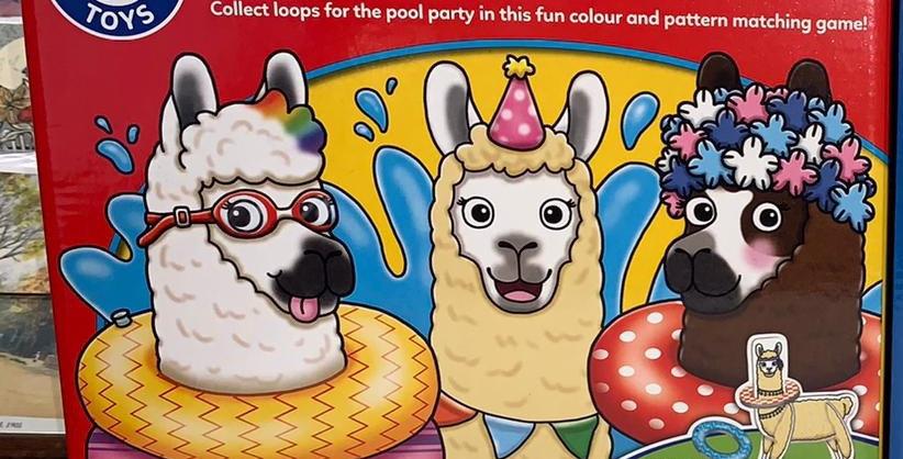 Orchard Toys: Loopy Llamas