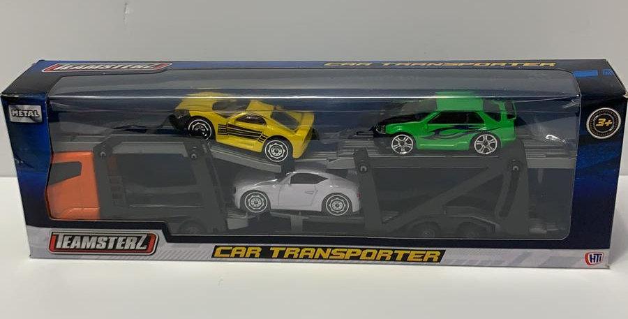 Teamsterz: Car Transporter