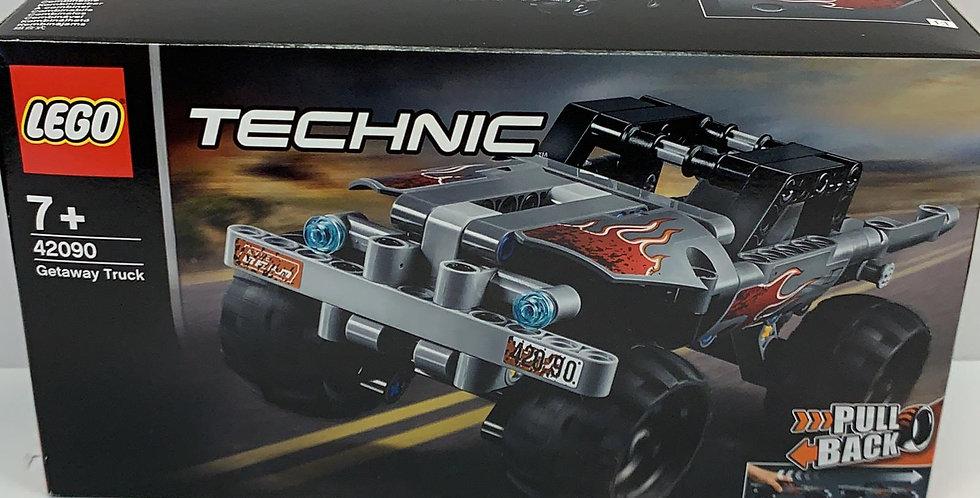 Lego technic: Getaway Truck