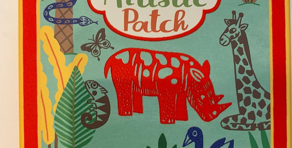 Djeco: Animal Artistic Patch