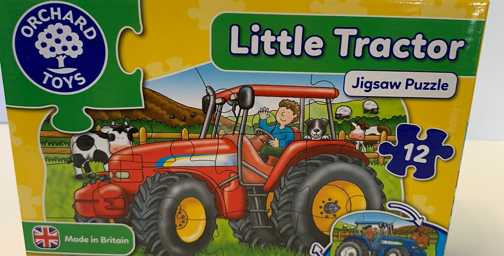 Orchard Toys: Little Tracker