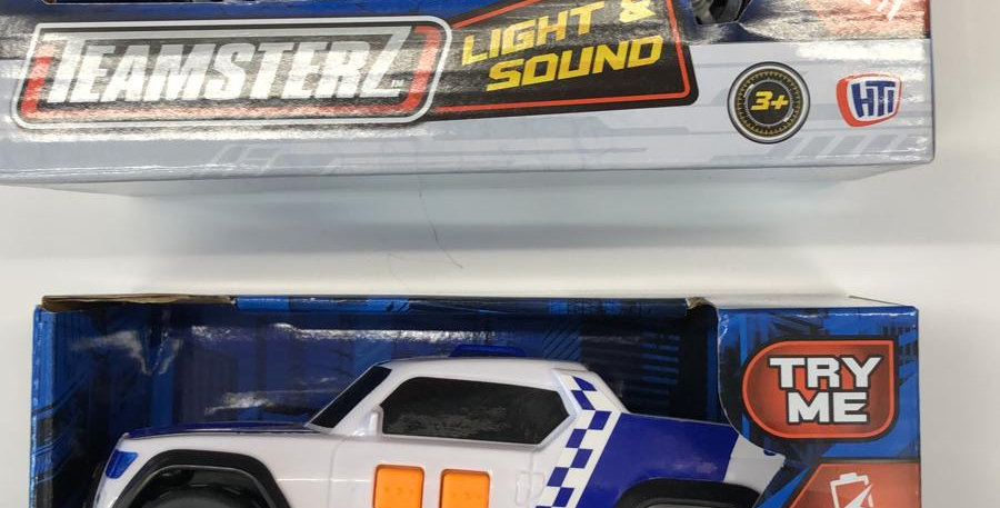 Light and Sound emergency vehicles