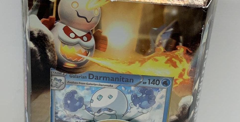 Pokemon: Darmanitan Card Deck