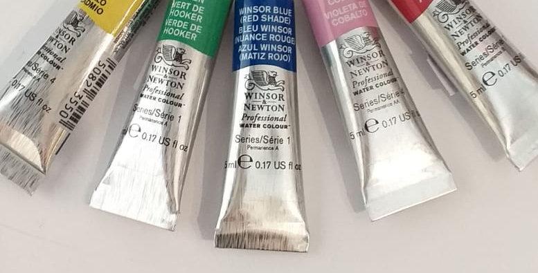 Winston & Newton: Professional Watercolour